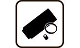 Камеры и резинки Hop-Up
